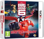 Disney Big Hero 6, Battle in the Bay - 2DS + 3DS