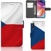 Bookstyle Case Samsung Galaxy A70 Tsjechië
