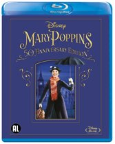 Mary Poppins - 50th Anniversary Edition  (Blu-ray)