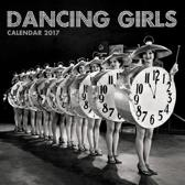 Dancing Girls Wall Calendar 2017