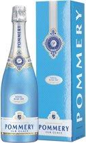Pommery Royal Blue Sky Gv Champagne - 1 x 75 cl