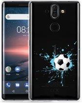 Nokia 8 Sirocco Hoesje Soccer Ball