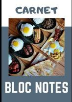 Carnet Bloc Notes: Cahier de notes - 100 pages lign�es - �tudiants - business - organisateur - planificateur - planner - planning - Texte