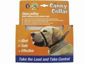 Canny Collar Zwart NR 1 - 23-28 cm