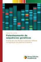 Patenteamento de Sequencias Geneticas