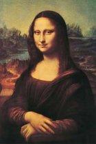 Poster Mona Lisa-Leonardo da Vinci-(40x50cm.)