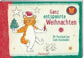 Om-Katze: Ganz entspannte Weihnachten