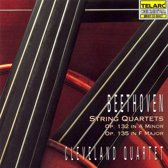 Beethoven: String Quartets Op 132, Op 135 /Cleveland Quartet