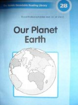 Decodable Reader 28: Our Planet Earth