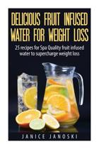 Delicious Fruit Infused Water for Weight Loss