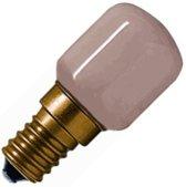 Buislamp flame 15W kleine fitting E14