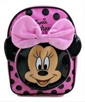 Disney's Minnie Mouse Rugzak met strik - 2- 4 jaar - roze rugtas