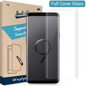 Just in Case Full Cover Tempered Glass Samsung Galaxy S9 Protector - Clear