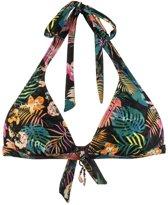 Protest Mix & Match Halter Bikini Top Ccup Dames TYRA True BlackL/40