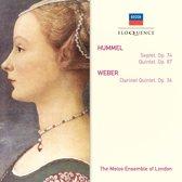 Septet, Quntet/Weber - Clarinet Quintet