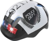 M-Wave Police - Kinderhelm - 52/56 cm - Multi