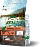 Stuzzy - Kat droogvoer - Monoprotein - Zalm - 1,5 KG