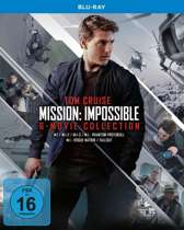 Mission: Impossible 1-6/6 Blu-ray