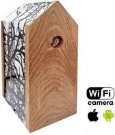 Gardenlife Twigs New Line Vogelhuisje met WiFi Camera