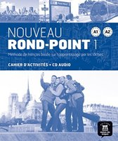 Nouveau Rond-Point 1 (A1-A2). Cahier d'exercices + CD