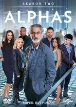 Alphas - Seizoen 2