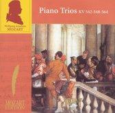 Mozart: Piano Trios KV 542-548-564