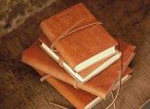 Rustic Leather journal van Nkuku (A6)