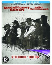 The Magnificent Seven (2016) (Steelbook)