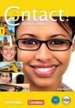 Contact! Kursbuch mit CDs und Wordlistbuch im Paket