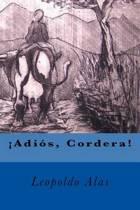 adios Cordera! (Spanish Edition)