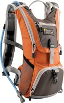 Active Leisure Drink/dagrugzak Gibson 9 liter - Orange/Charcoal