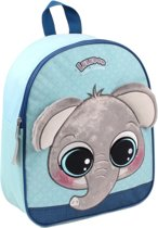 Lulupop & the Cutiepies Rugzak Elephant - Rugtas Olifant
