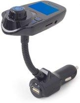 Gembird Bluetooth carkit BTT-01 - FM-radio transmitter - Handsfree calling - Plug&Play