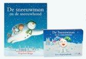 Omslag van 'De Sneeuwman En De Sneeuwhond'
