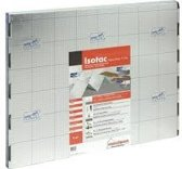 Ondervloer voor laminaat,  Isotac 10 dB Aquastop easy click 5 mm
