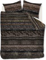 Beddinghouse Glen - Dekbedovertrek - Tweepersoons - 200x200/220 cm - Goud