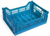 Surplus Klapbox midi - 40 x 30 cm - 14,5 l - Blauw