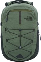 The North Face Borealis - Rugzak - Terrarium Green Heather/Rosin Green