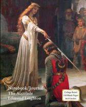 Notebook/Journal - The Accolade - Edmund Leighton