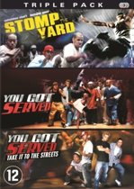 Stomp The Yard/Take It...