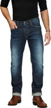 ROKKER IRON SELVAGE JEANS L36/W32