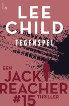 Boekomslag van 'Jack Reacher 15 - Tegenspel'