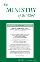 The Ministry of the Word, Vol. 22, No. 09