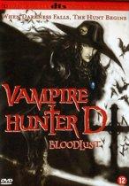 Vampire Hunter D - Bloodlust (dvd)