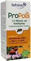 La Drome Propolis Keel- en Mondspray - 30 ml - Mondspray