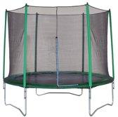 Game on Sport Trampoline Mega Jump Set - 305 cm - Inclusief Veiligheidsnet