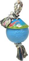 Jolly Bal Jolly ball romp-n-roll lichtblauw - 1 ST á 15 CM