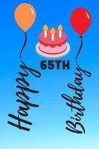 Happy 65th Birthday