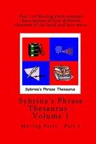 Boekomslag van 'Sybrina's Phrase Thesaurus Volume 1'