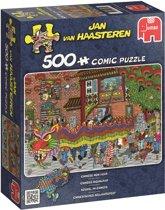 Jan van Haasteren Chinees Nieuwjaar - Puzzel 500 stukjes